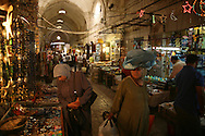 market in the old city of Jerusalem
