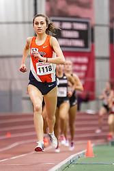 women's 3000, Syracuse, 1118, Boston University John Terrier Invitational Indoor Track and Field