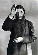 Gregory Yefimovich Rasputin  1869 –  1916 Russian mystic who is perceived as having influenced the latter days of the Russian Emperor Nicholas II, his wife Alexandra, and their only son Alexei.