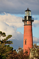A beautiful afternoon that the Corolla NC lighthouse on the Outer Banks.
