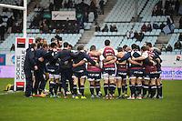 Groupe Begles Bordeaux - 03.01.2015 - Racing Metro 92 / Bordeaux Begles - 15eme journee de Top 14 -<br />Photo : Benjamin Blanc / Icon Sport