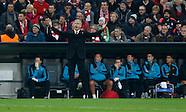 Bayern Munich v Arsenal 04/11/2015