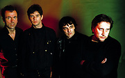 The Stranglers early studio photosession
