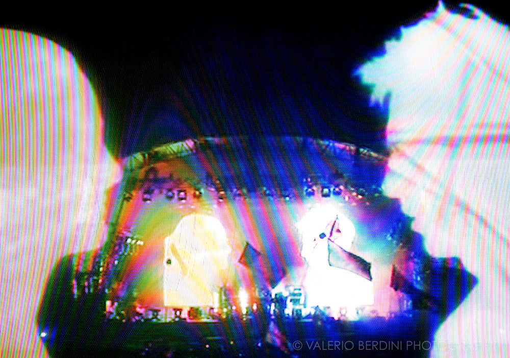 Glastonbury Festival on the BBC. Chemical Brothers