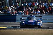 March 15-17, 2018: Mobil 1 Sebring 12 hour. 90 Spirit of Daytona Racing, Cadillac DPi, Tristan Vautier, Matthew McMurry, Edward Cheever