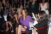 KATE MOSS; STELLA MCCARTNEY; ELIZABETH SALTZMAN, The Hoping Foundation  'Rock On' benefit evening for Palestinian refugee children.  Cafe de Paris, Leicester Sq. London. 20 June 2013