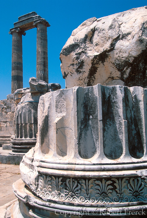 TURKEY, GREEK AND ROMAN Didyma; Temple Oracle of Apollo