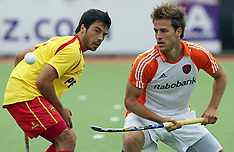 Auckland-Hockey, Champions Trophy, Netherlands v Spain