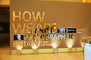 How We Are- Photographing Britian. Opening at the Tate. Millbank. 21 May 2007.  -DO NOT ARCHIVE-© Copyright Photograph by Dafydd Jones. 248 Clapham Rd. London SW9 0PZ. Tel 0207 820 0771. www.dafjones.com.