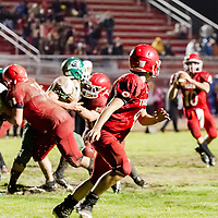 10-10-14 Green Forest Sr High Football vs Yellville