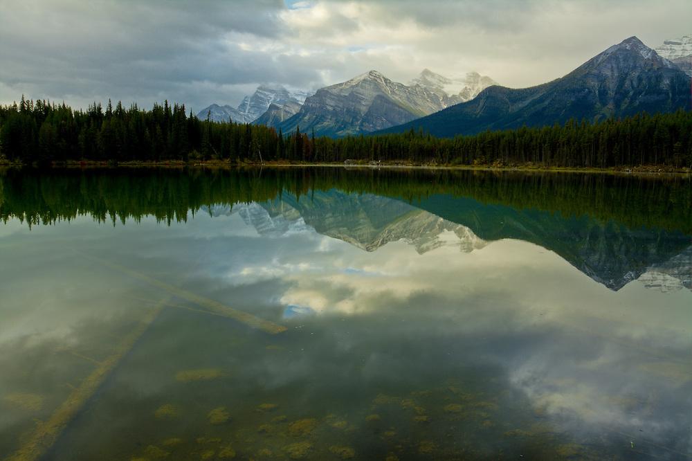 Herbert Lake, Banff, National Park, Alberta, Canada