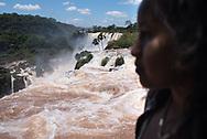 Mayhara Gonzales (13) Comunidad aborigen Guarani. Aldea Tupa Mbae
