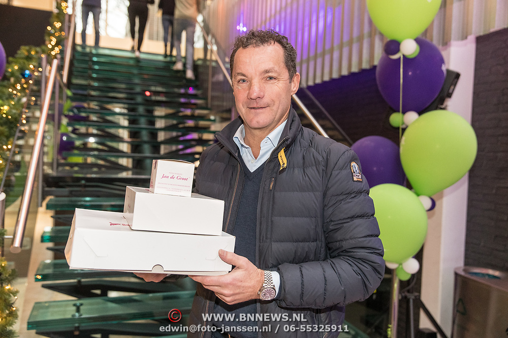 NLD/Hilversum/20181221 - Afscheidsuitzending Edwin Evers, John de Bever