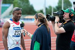 MAKUNDA Guathier Tresor, 2014 IPC European Athletics Championships, Swansea, Wales, United Kingdom
