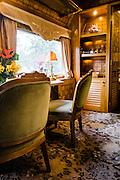 Presidential cabin on the Eastern & Oriental Train