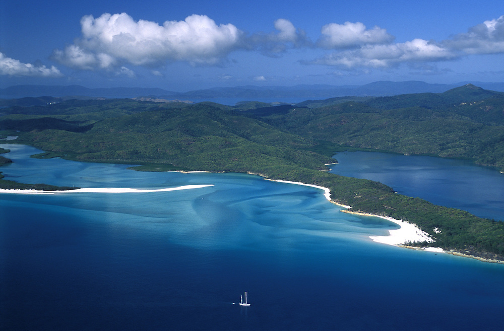 Hill Inlet .Whitsunday Island National Park.Whitsunday Islands.Queensland.Australia