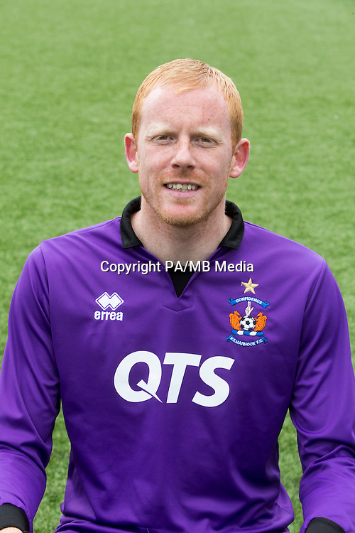Craig Samson, Kilmarnock