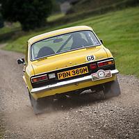 Car 47 Clive Martin / Anji Martin