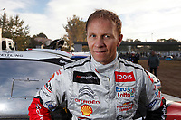 MOTORSPORT - WRC 2011 - ARGENTINA RALLY - CORDOBA 26 TO 29/05/2011 - PHOTO : FRANCOIS BAUDIN / DPPI - <br /> SOLBERG HENNING (NOR) - FORD FIESTA RS WRC - M-SPORT STOBART FORD WORLD RALLY TEAM - AMBIANCE PORTRAIT