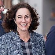 NLD/Amsterdam/20190115 - Koninklijke nieuwjaarsontvangst Nederlandse genodigden, Femke Halsema