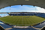 Priestfield Stadium before the Sky Bet League 1 match between Gillingham and Walsall at the MEMS Priestfield Stadium, Gillingham, England on 12 April 2016. Photo by Martin Cole.