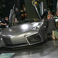 Lamborghini Reventón (2007) at the IAA, Frankfurt, 2007