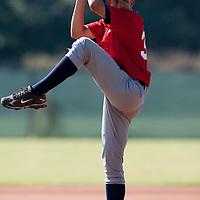 Baseball - MLB European Academy - Tirrenia (Italy) - 21/08/2009 - Shawn Larry (Germany)