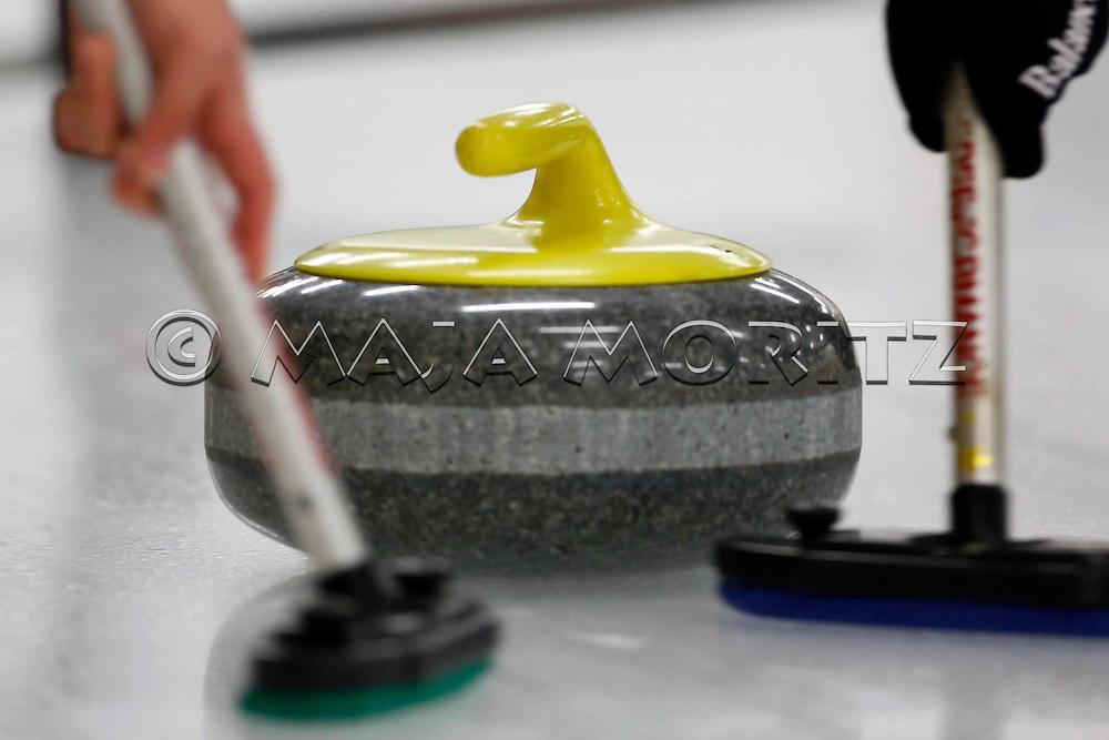 Curling, Illustration