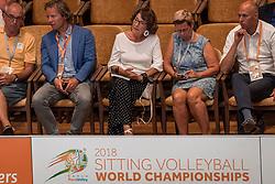 16-07-2018 NED: World Championship sitting volleyball women, Arnhem<br /> Netherlands - Rwanda 3-0 / Princes Margriet