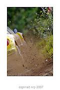 WRC PORTUGAL 2007 GIANI LUIGI GALI<br /> CITRO&Euml;N XSARA WRC<br /> AIMONT RACING TEAM