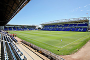 A stadium shot before the Pre-Season Friendly match between Peterborough United and Bolton Wanderers at London Road, Peterborough, England on 28 July 2018. Picture by Nigel Cole.