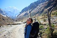 salkantay trail to machu picchu