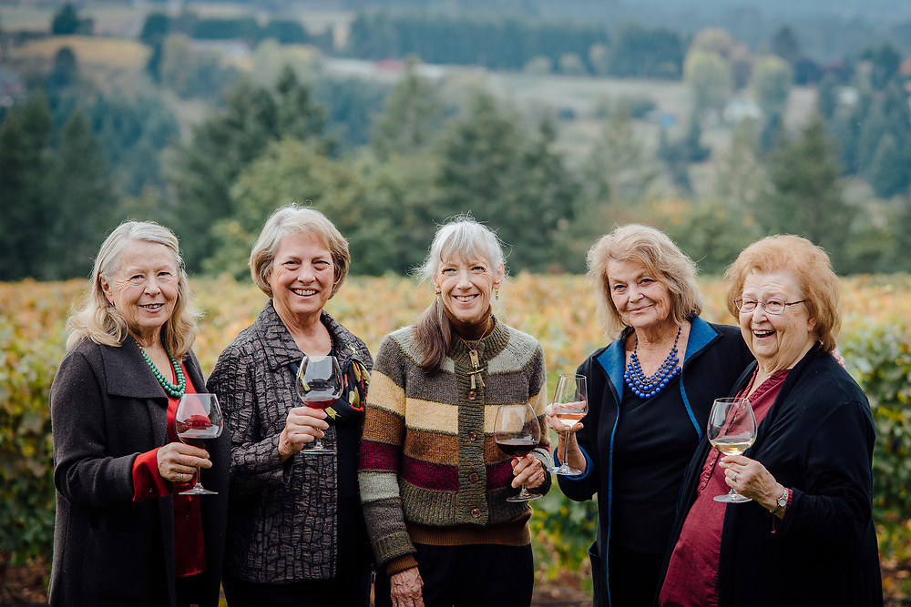 Oregon Wine Press-Pioneer WInemakers