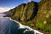 The spectacular Kohala coast...Compliments of Paradise Helicopters, and pilot Marco Emandes.