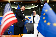 Meeting of the EP delegation to the US