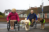 "Sue & Bryon "" Dogs for the Disabled"