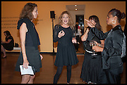 JENNY HIRTZ; WENDY LAISTER; NENEH CHERRY; PETRA GILROY-HIRTZ, Dennis Hopper: The Lost Albumn, Royal Academy. Burlington Gdns. London. 24 June 2014