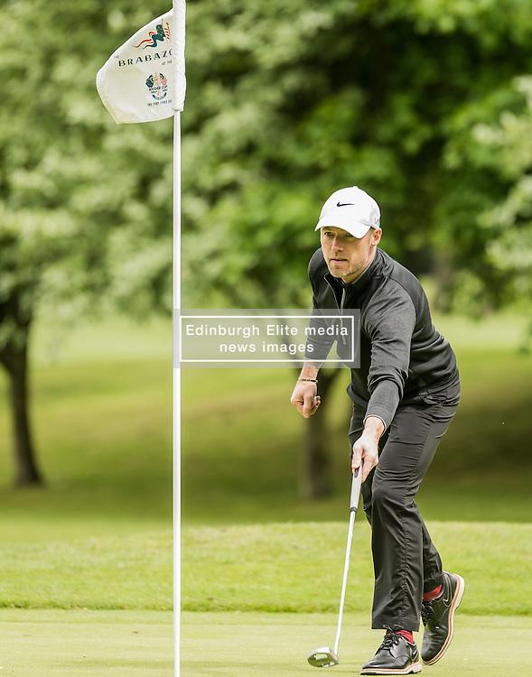 Ronan Keating at The ISPS HANDA Mike Tindall Celebrity Golf Classic<br /> <br /> (c) John Baguley | Edinburgh Elite media