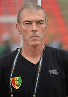 Michel Dussuyer ( Entraineur Guinee )
