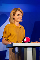 26.05.2019, Haus der Europaeischen Union, Wien, AUT, Runde der Spitzenkandidaten bei Puls 4, im Bild Claudia Gamon (NEOS)// during round of top candidates at Puls 4 at the Haus der Europaeischen Union in Vienna, Austria on 2019/05/26. EXPA Pictures © 2019, PhotoCredit: EXPA/ Florian Schroetter