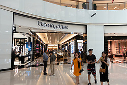 Bloomingdales department store inside Dubai Mall, UAE, United Arab Emirates