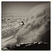 surf photo,Waimea Bay, Hawaii