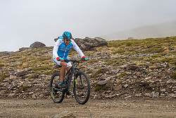 16-09-2018 ESP: BvdGF La Vuelta a Sierra Nevada day 2, Pico del Veleta<br /> Second day of the mountainbike and cycling challenge from Capileira to Pico del Veleta (3396m)