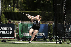 Olympic Trials - Hammer Throw, women Bingson