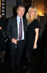 STEPHEN QUINN and JENNY HALPERN at a party hosted by Westfield and the British Fashion Council to celebrate Fashion Forward held at Home House, 20 Portman Square, London W1 on 30th January 2007.<br /><br />NON EXCLUSIVE - WORLD RIGHTS