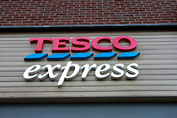 A general shot of a Tesco express sign during the Corona Virus pandemic of 2020<br /> <br /> Ben Booth | 20/03/2020
