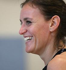 Hamilton-Netball, Quad Series, New Zealand Training Session