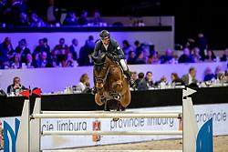 Clemens Pieter, BEL, Quintini<br /> JIM Maastricht 2019<br /> © Hippo Foto - Dirk Caremans<br />  08/11/2019