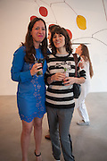 PILAR ORDOVAS; BELLA FREUD, Pilar Ordovas hosts a Summer Party in celebration of Calder in India, Ordovas, 25 Savile Row, London 20 June 2012