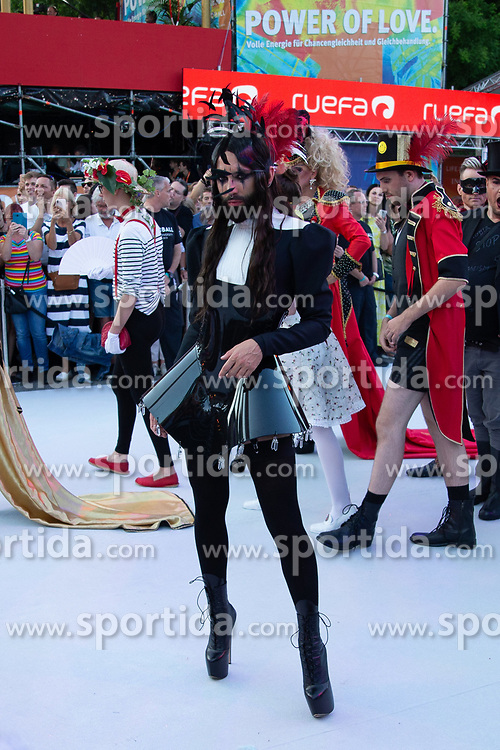 08.06.2019, Rathaus, Wien, AUT, Life Ball im Bild Conchita Wurst // during the Life Ball at the Rathaus in Wien, Austria on 2019/06/08. EXPA Pictures © 2019, PhotoCredit: EXPA/ Florian Schroetter
